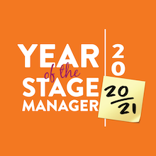 Year of the Stage Manager Logo
